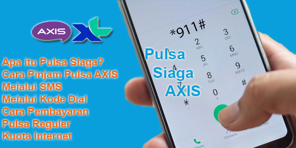 Pulsa-Siaga-Axis