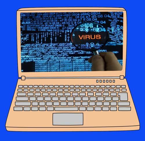 Scan-Virus-Komputer