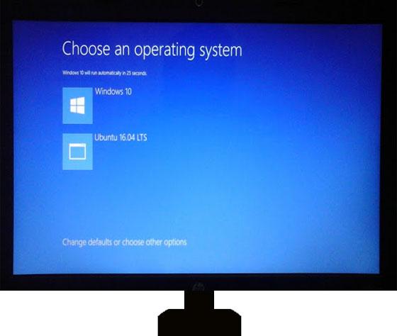 Dual Boot Windows 10 Dan Ubuntu