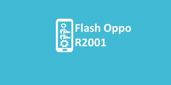 Flash Oppo R2001