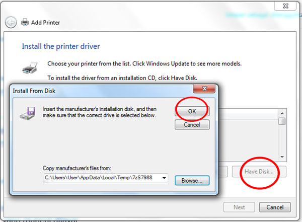Have Disk Print