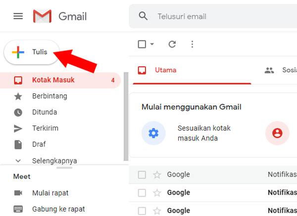 Tulis Email