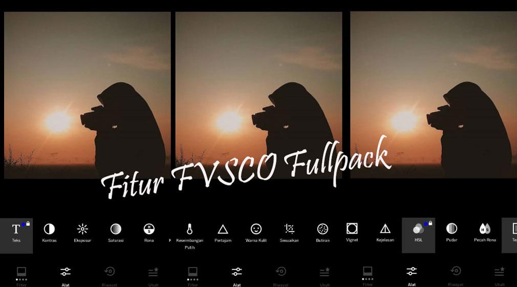Fitur FVSCO Fullpack
