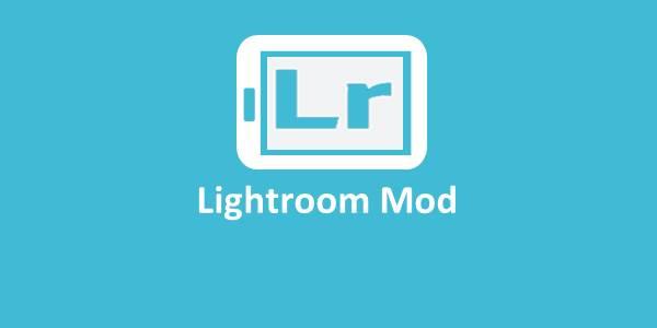 Lightroom Mod