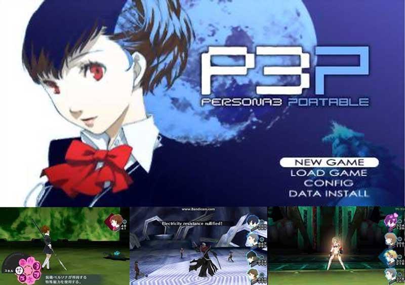 Shin Megami Tensei Persona 3 Portable (2006)