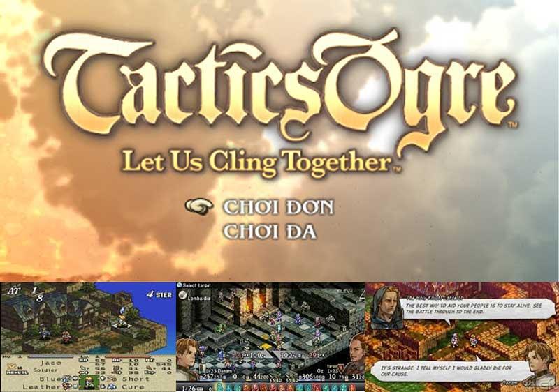 Tactic Ogre Let Us Cling Together (2011)