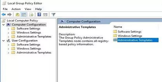administrative-template